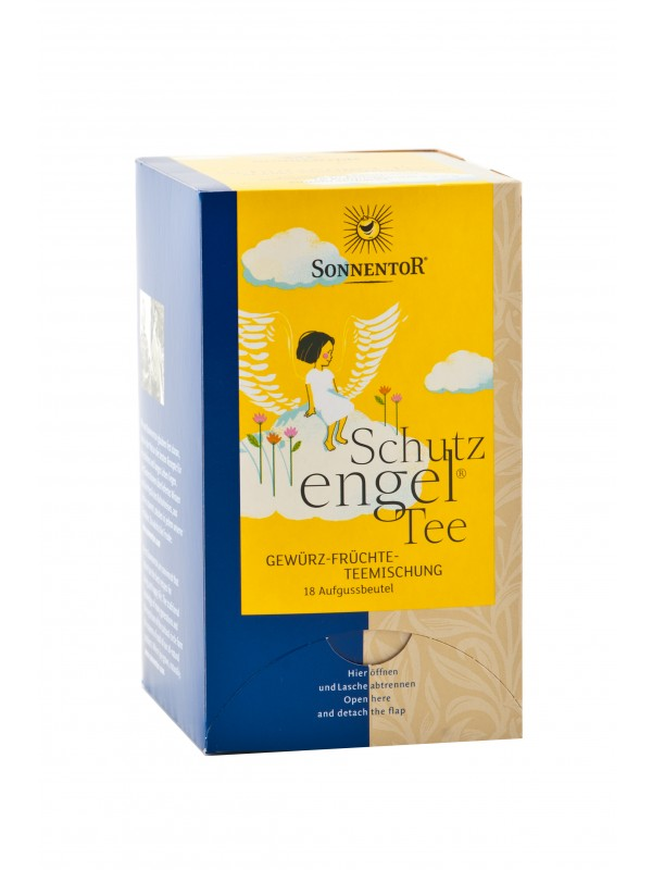 Schutzengel-Tee 80 g lose bio