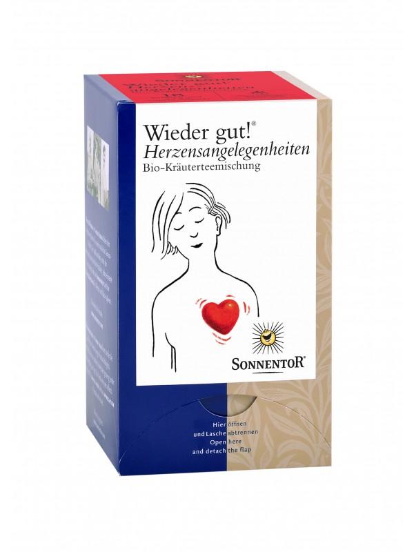 Herzensangelegenheiten - Wieder gut! bio