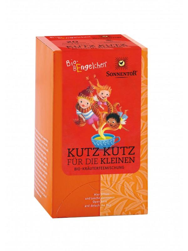 Kutz Kutz für die Kleinen-Tee Bio-Bengelchen bio, Beutel (Vormals Schnupfnasen-Tee)