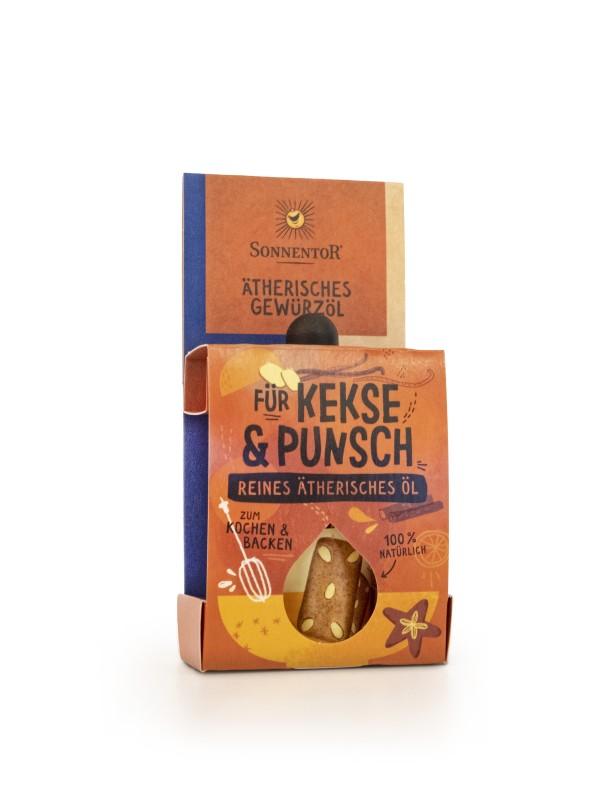 Für Kekse und Punsch ätherisches Gewürzöl 4,5ml bio