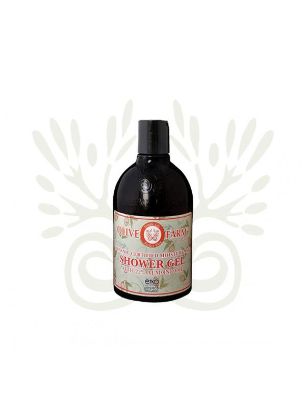 Duschgel mit 22% Mandelöl 300 ml Olive farm