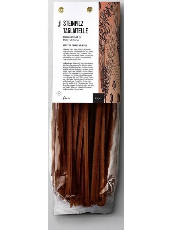 Steinpilz Tagliatelle 250g Hergestellt nach italienischer Tradition