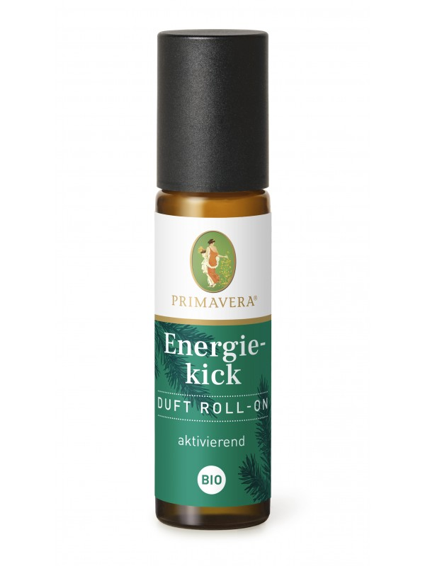 Energiekick Duft Roll-On bio 10 ml