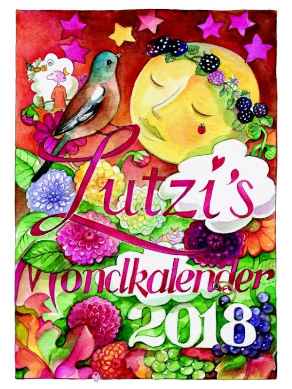 Lutzi's Mondkalender Kurz 2018