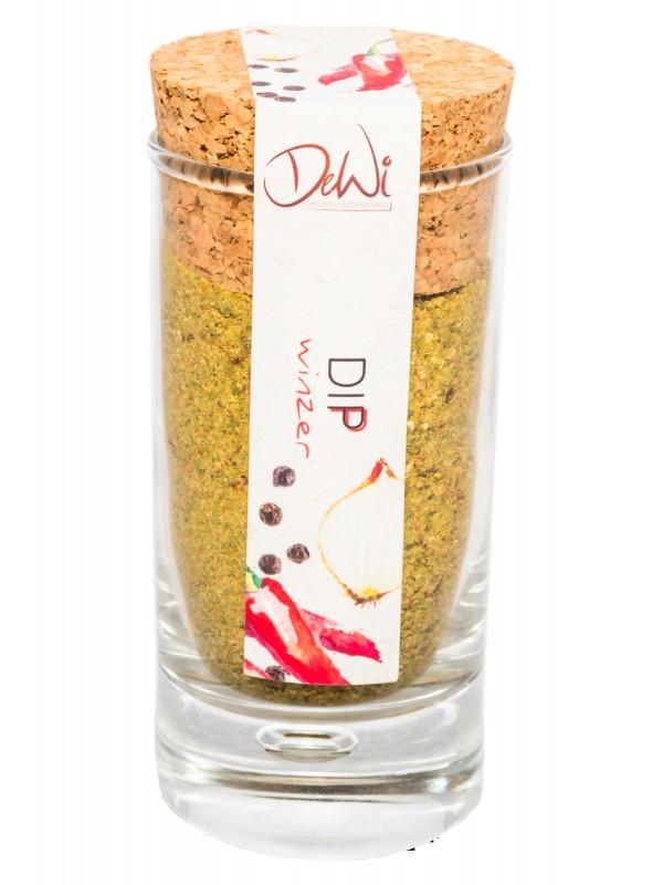 Winzer Dip 40g kleines Glas