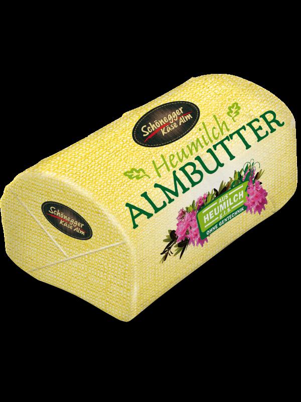 Almbutter aus Heumilch 200 g aus dem Allgäu