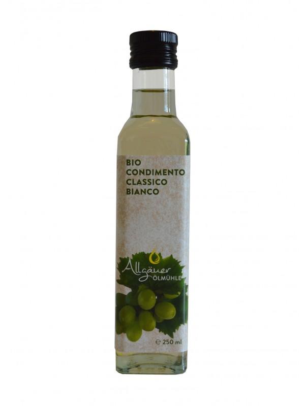 Condimento Classico Bianco BIO 250 ml aus dem Allgäu
