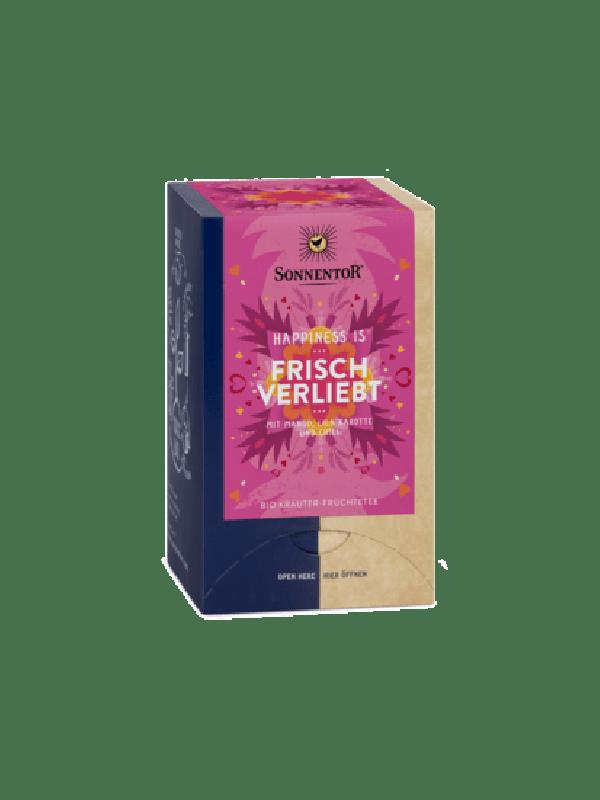Frisch verliebt Tee Happiness is Sonnentor NEU