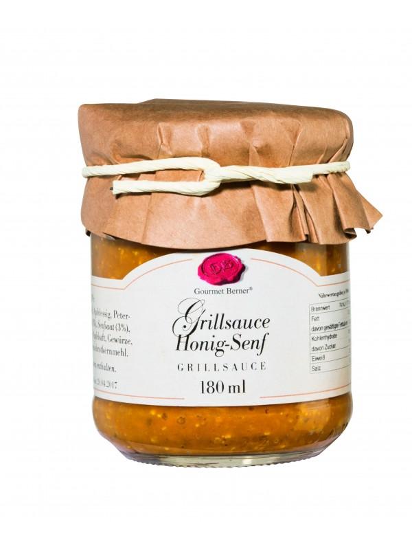 Grillsauce Honig Senf 180ml