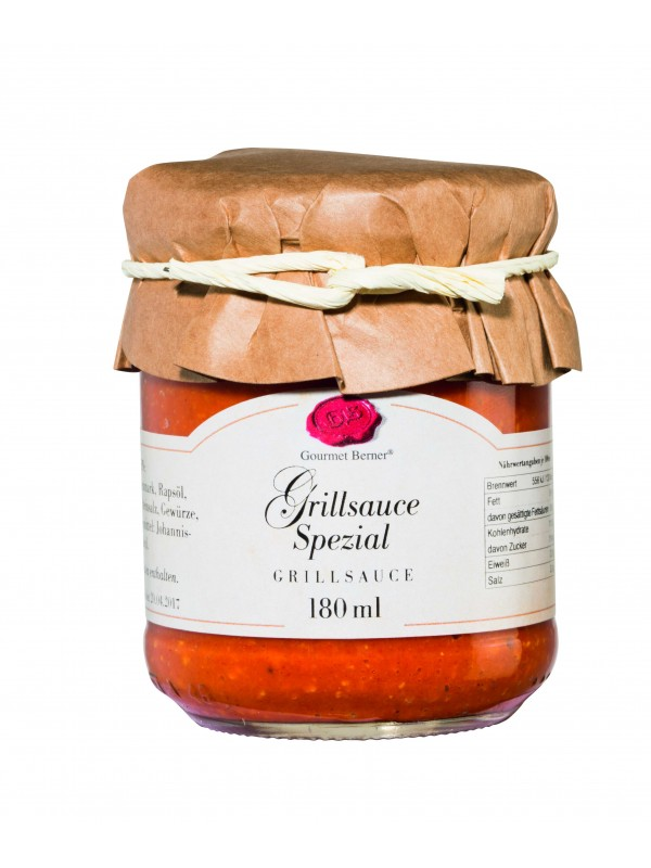 Grillsauce Spezial 180ml