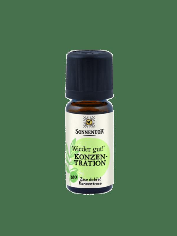 Konzentrationsöl ätherisches Öl bio 10 ml Sonnentor