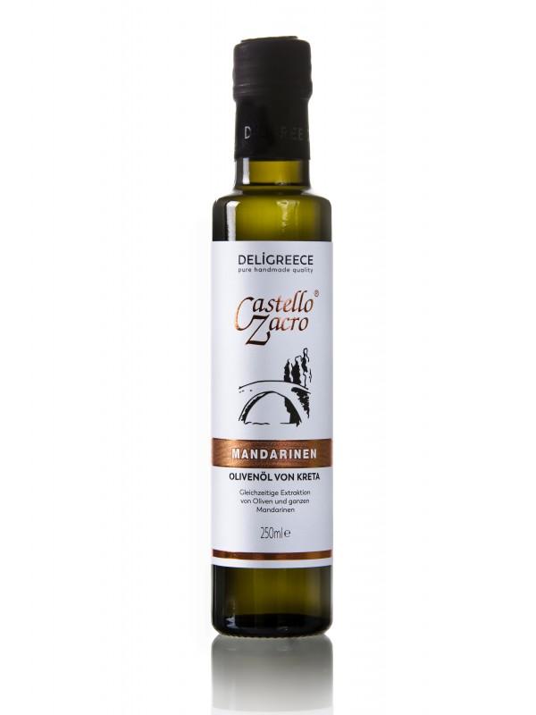 Mandarinen-Olivenöl Castello Zacro 250ml