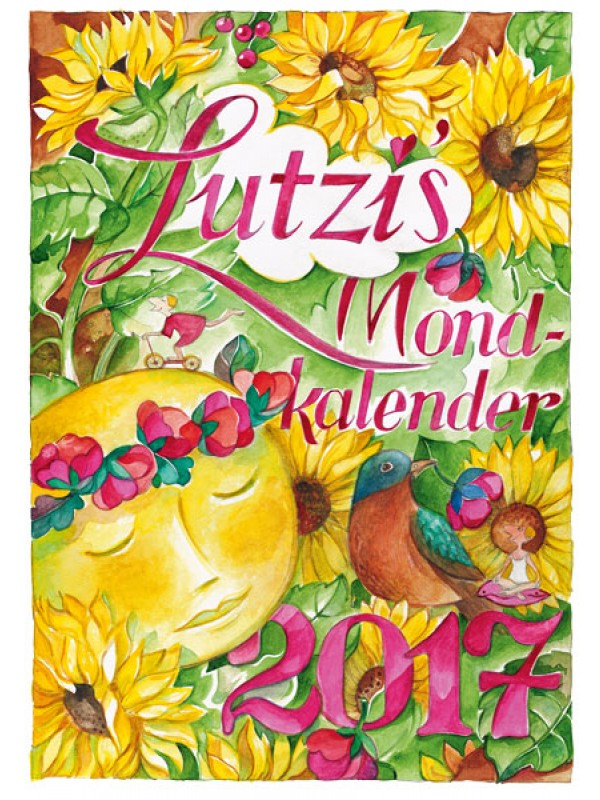 Lutzi's Mondkalender Kurz 2017 !!!! 2 zum Preis für 1 !!!!