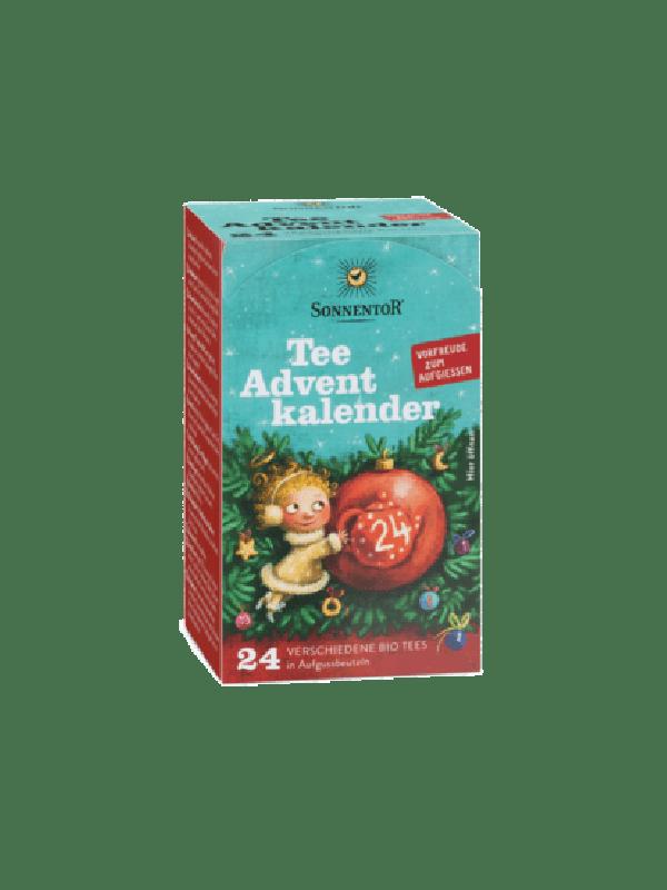 Tee-Adventskalender Sonnentor