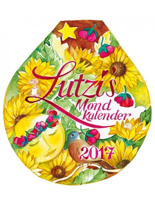 Lutzi's Mondkalender Rund 2017 !!!! 2 zum Preis für 1 !!!!