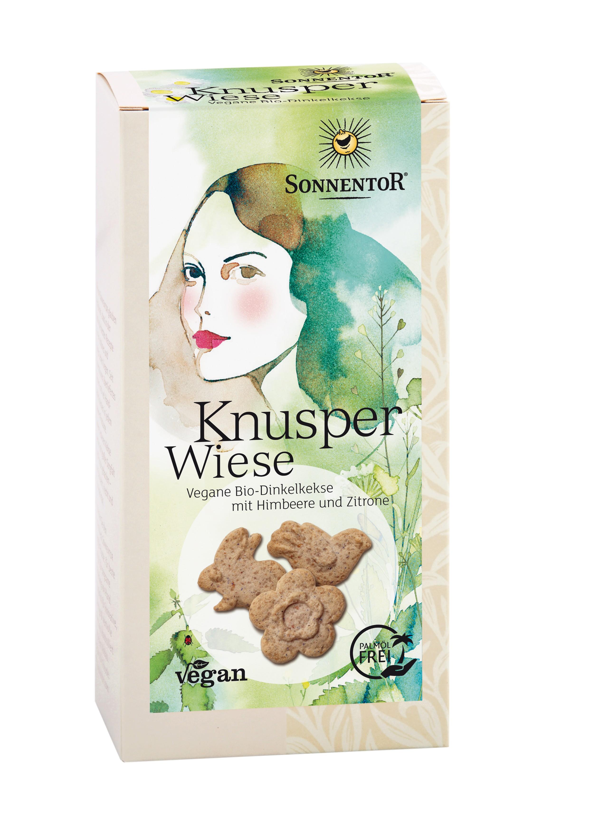 Knusperwiese-Kekse bio, 125 g