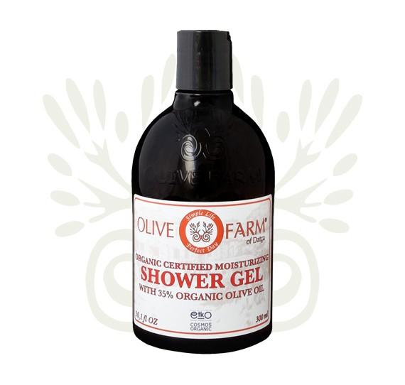 Duschgel mit 35% Olivenöl 300 ml Olive farm