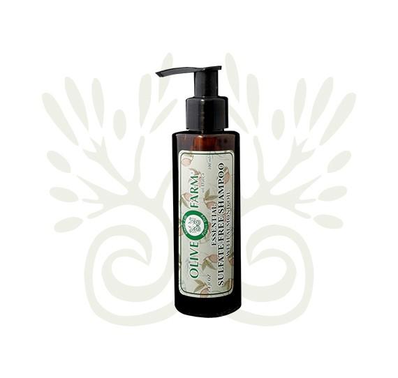 Shampoo mit Mandelöl 100 ml Olive farm