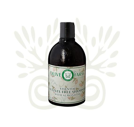 Shampoo mit Mandelöl 300 ml Olive farm