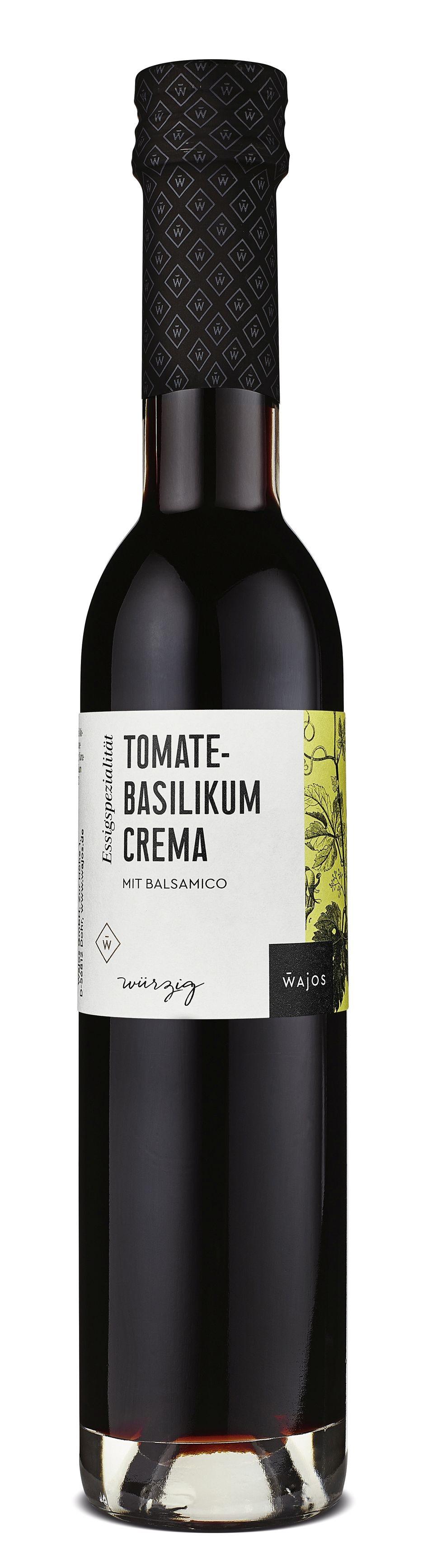 Tomate Basilikum Crema 250 ml