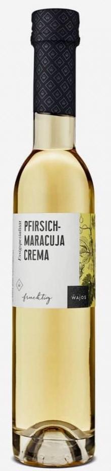 Pfirsich Maracuja Crema 250 ml