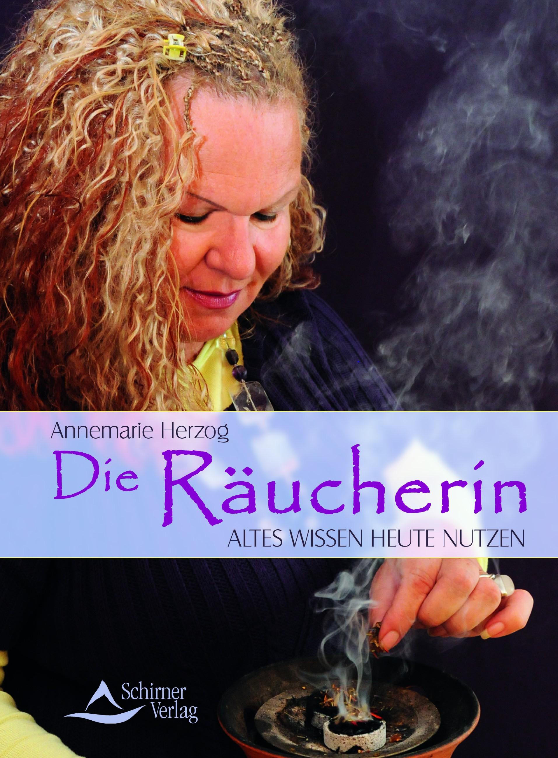 Die Räucherin Buch Annemarie Herzog