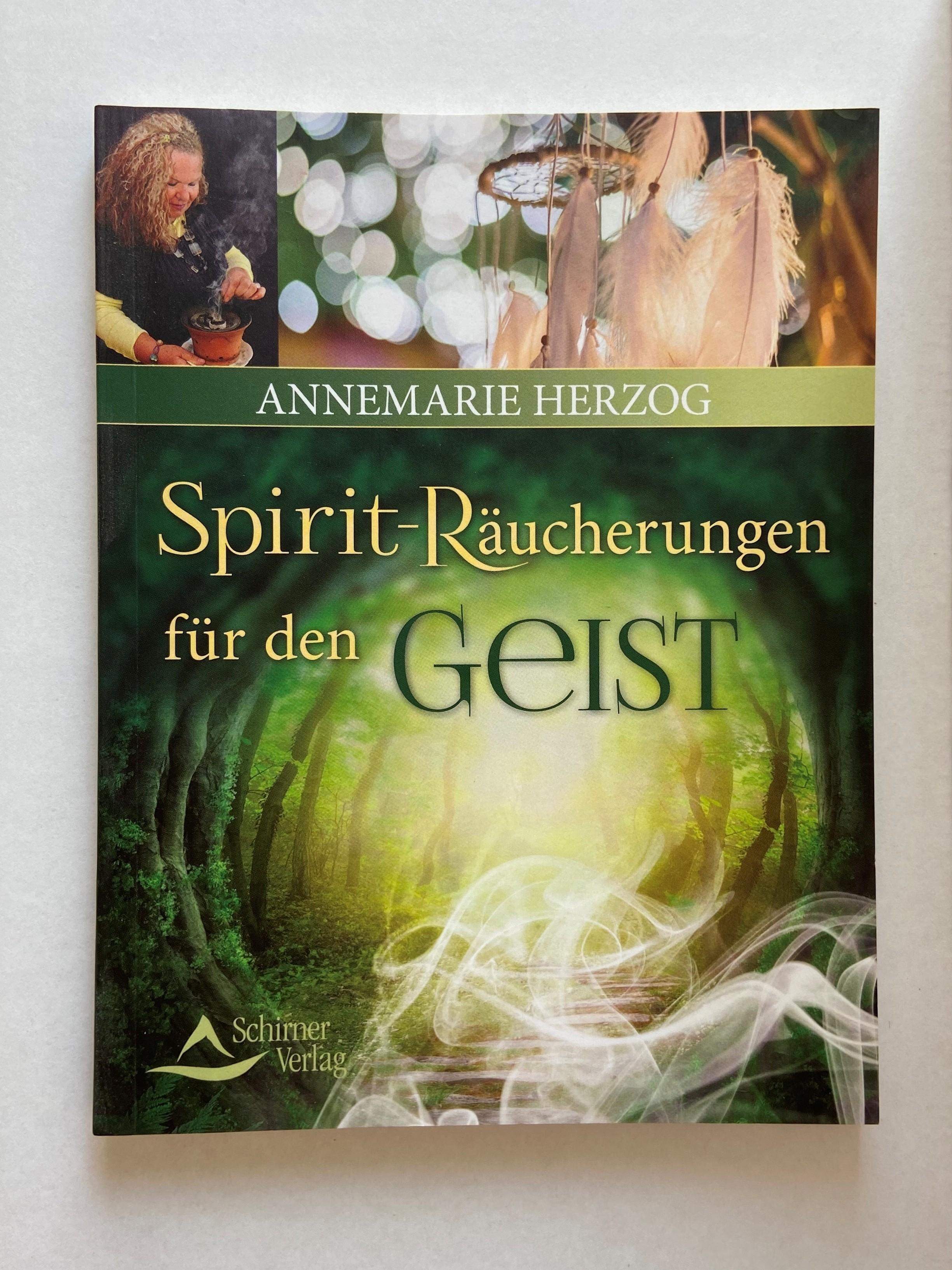 Spirit Räucherung für den Geist Buch