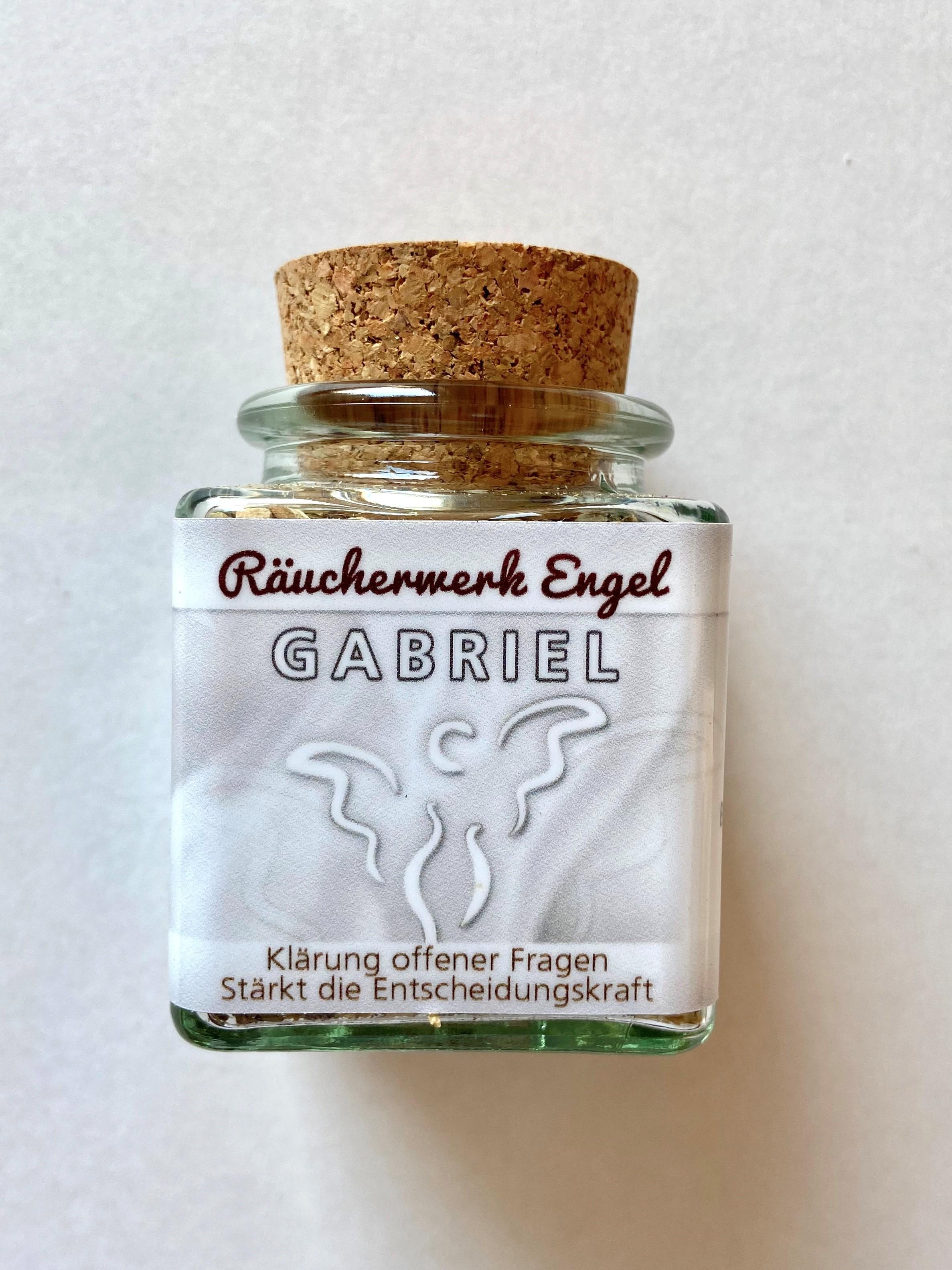 Gabriel Erzengel Räucherwerk Engel 100ml bio