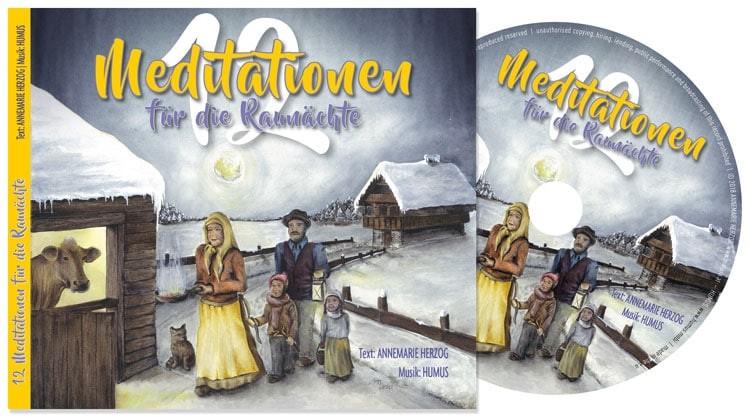 Meditationen für die Raunächte CD