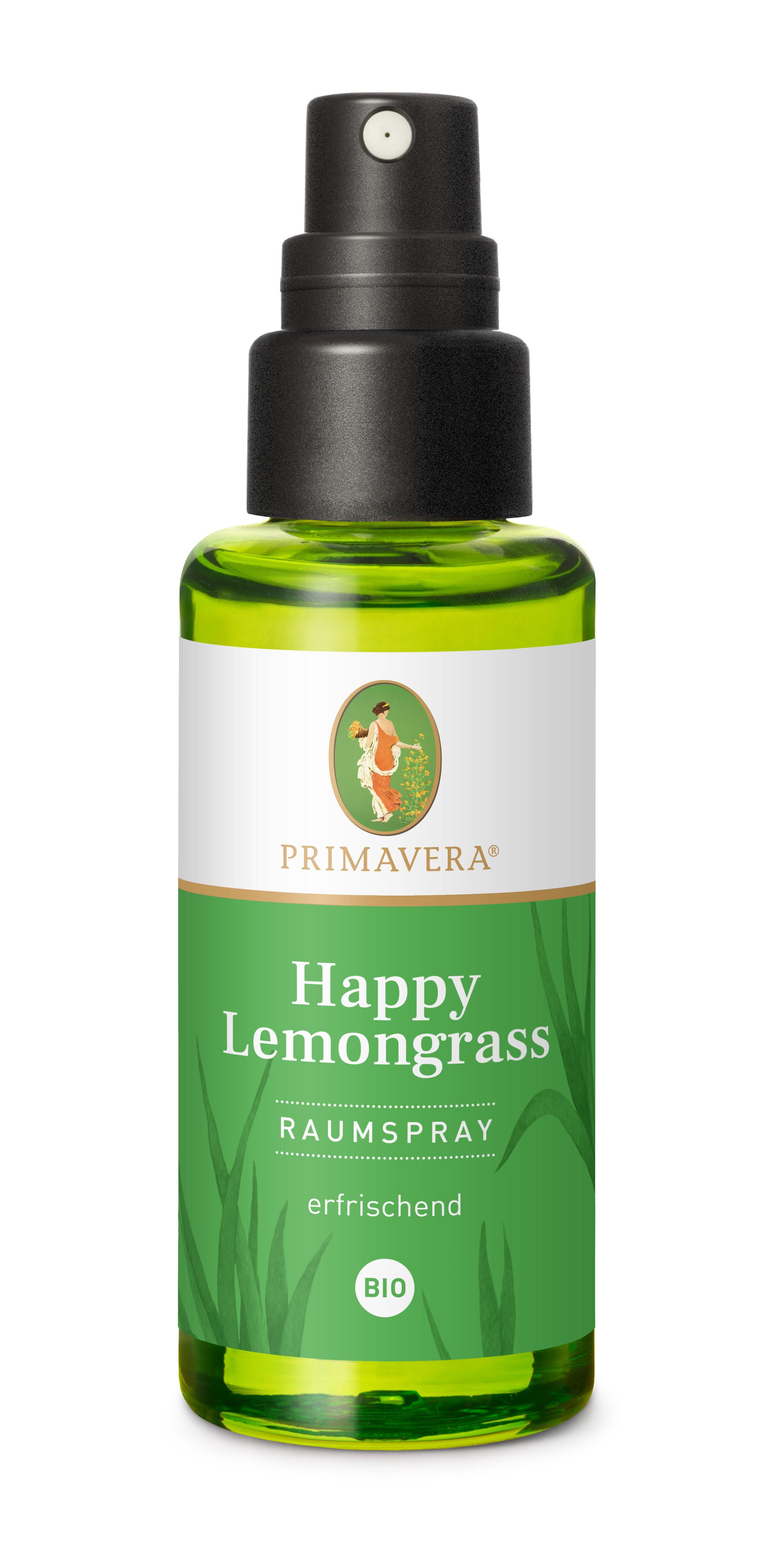 Happy Lemongrass Raumspray bio 50 ml
