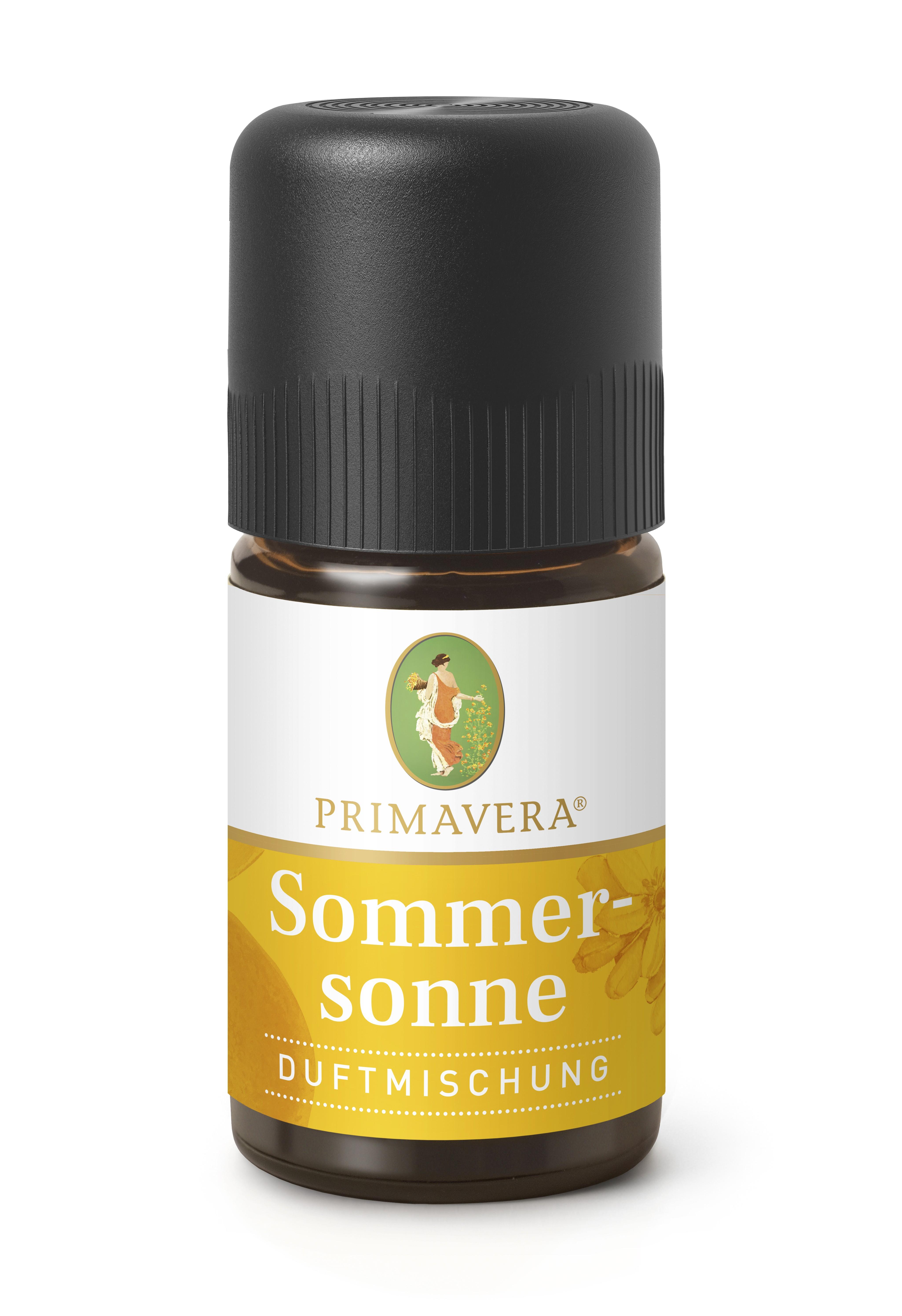 Sommersonne Duftmischung 5 ml bio