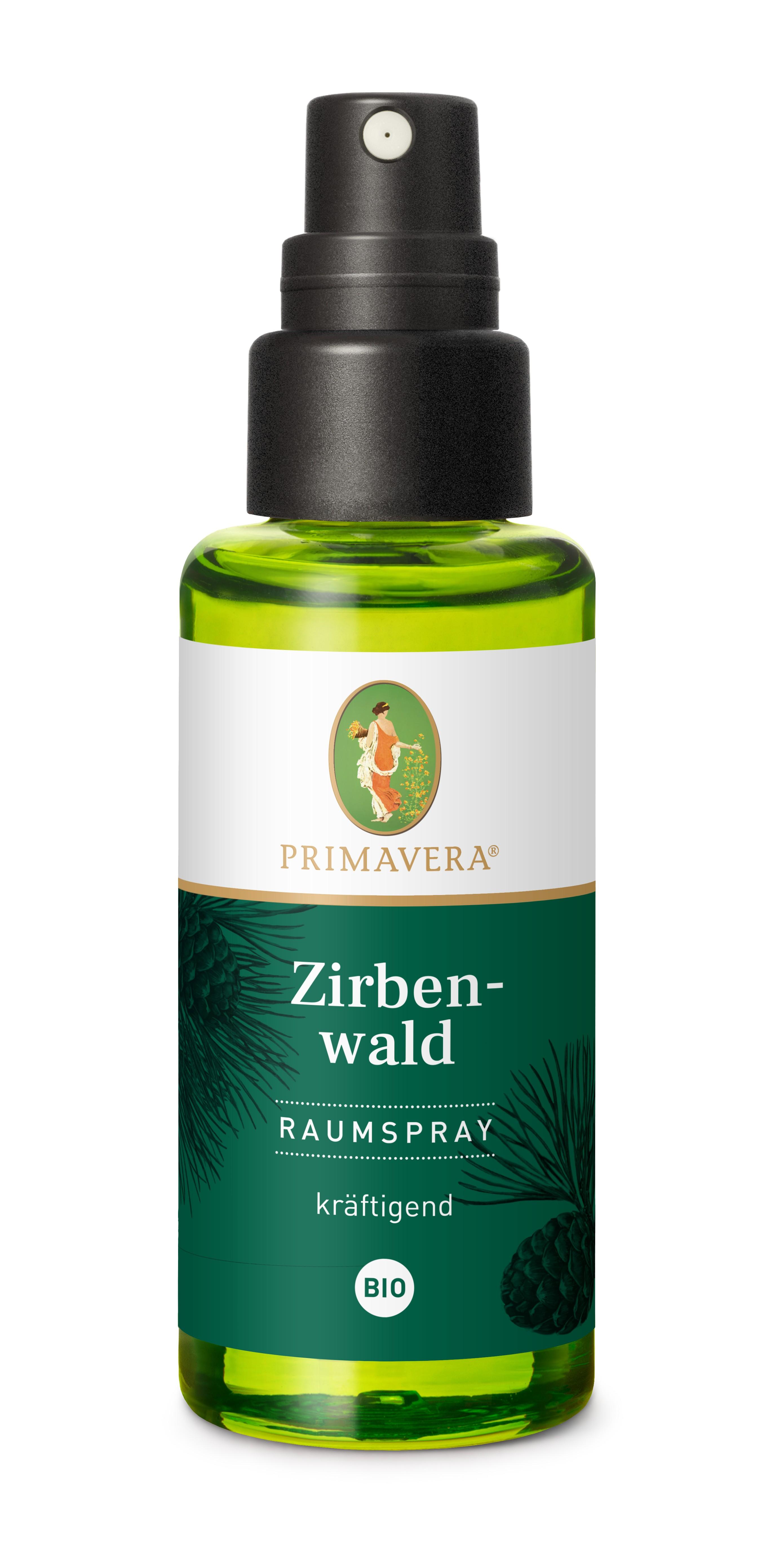 Zirbenwald Raumspray bio 50 ml