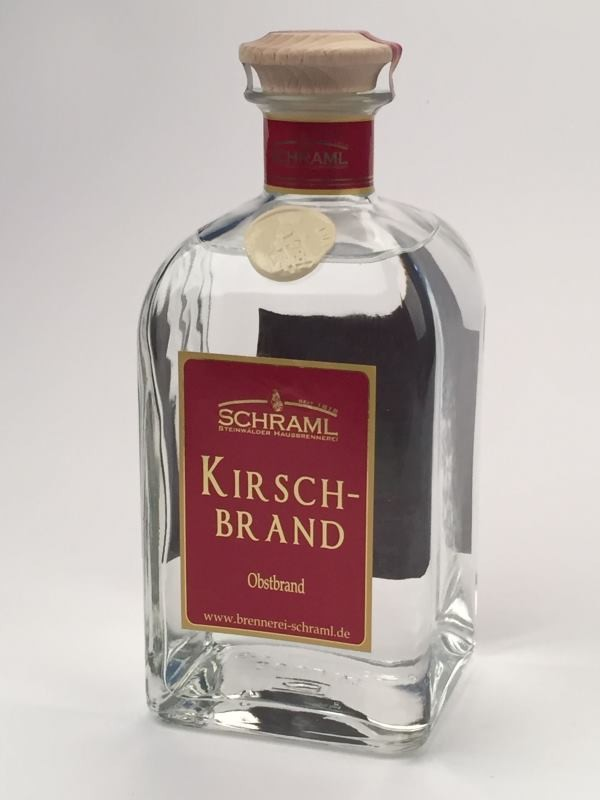 Sauer Kirsche RESERVE 42% vol. 500ml
