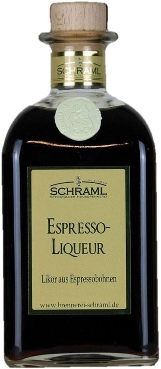 Espresso-Liqueur, Likör 30% vol. 500ml