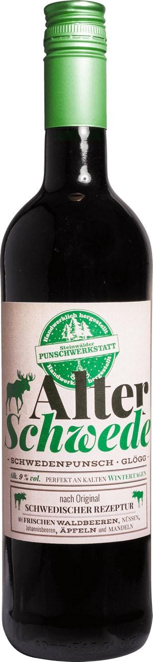 Alter Schwede Punsch 9% vol. 750ml