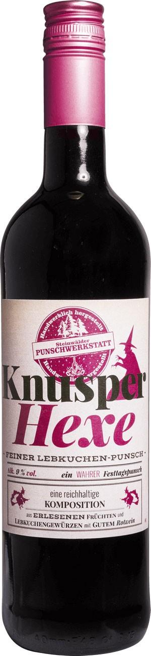 Knusperhexe Lebkuchen-Punsch 9% vol. 750ml