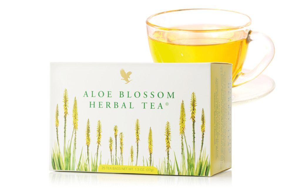 Blossom Herbal Aloe Tea FOREVER 25 Beutel à 1,5g