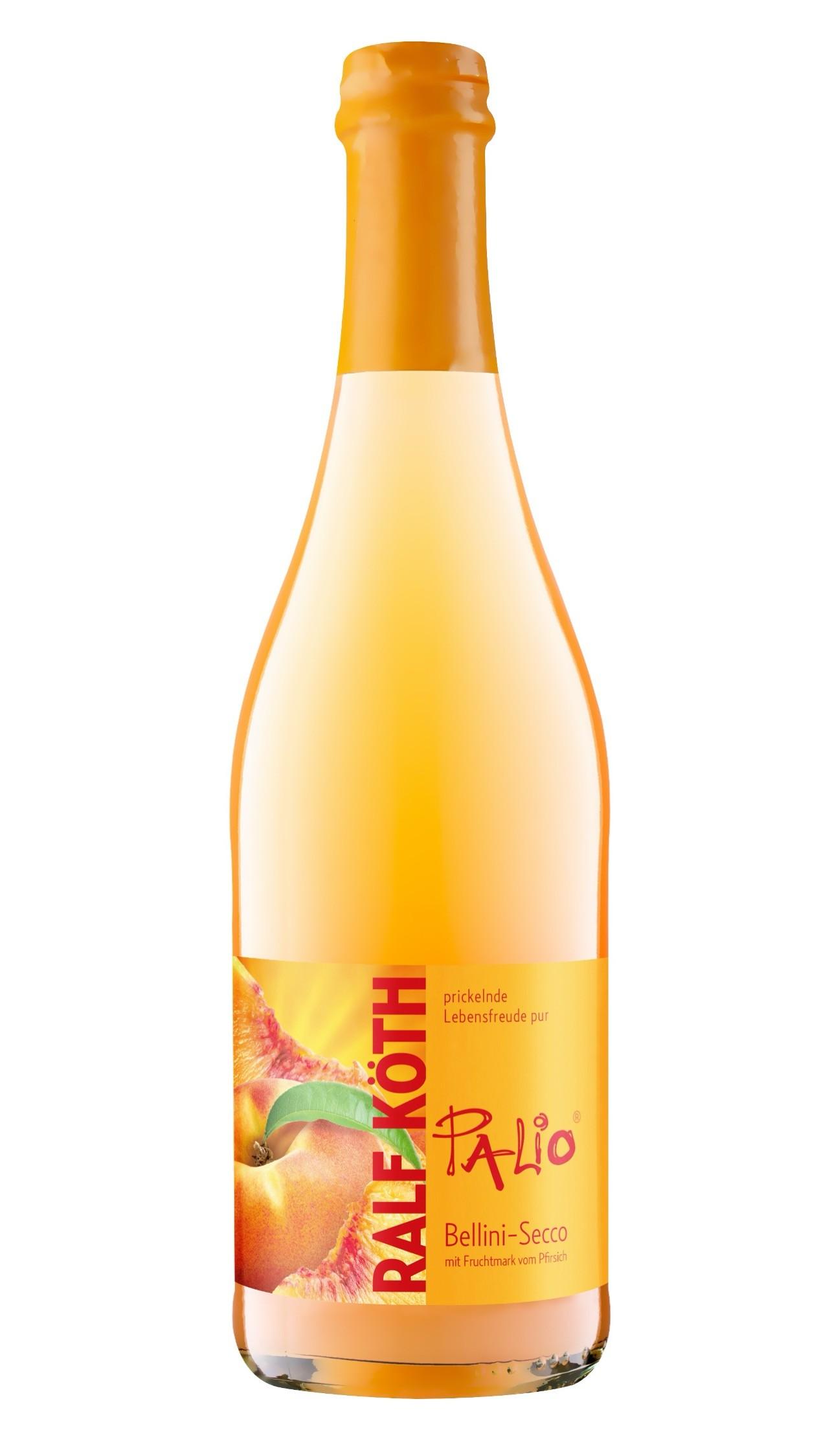 Pfirsich-Bellini Palio Secco 6,5% vol. 750 ml