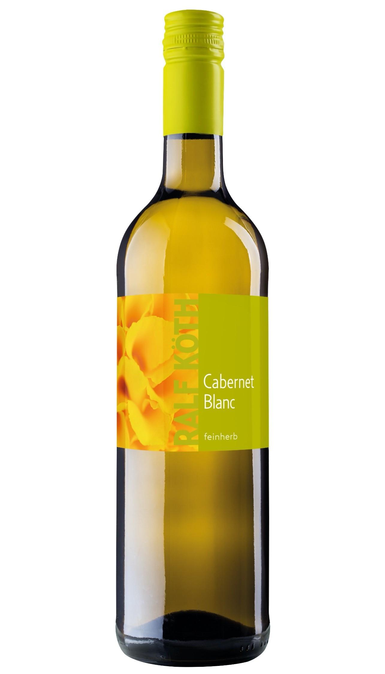 Cabernet Blanc 2018 feinherb 12% vol. 750 ml