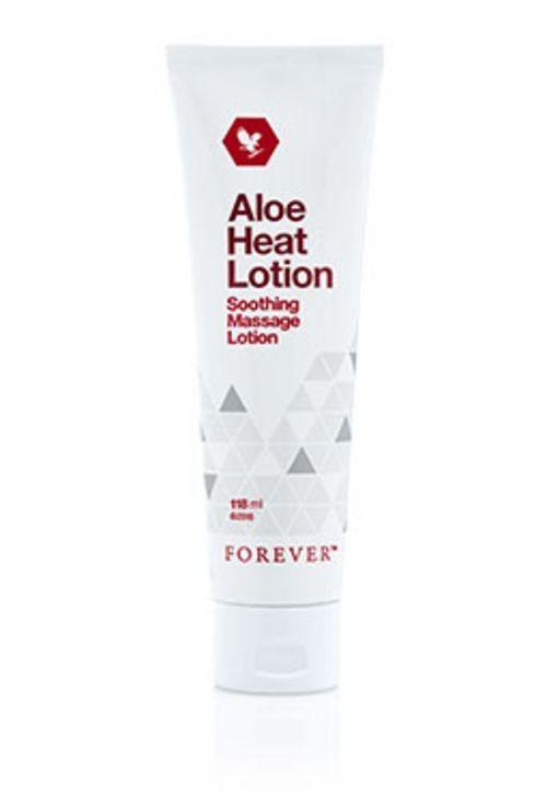 Heat Lotion Aloe FOREVER für Muskeln & Füße 118ml