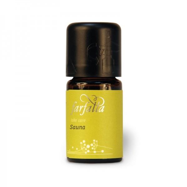 Sauna 5 ml Ätherische Öle & Aromatherapie Farfalla