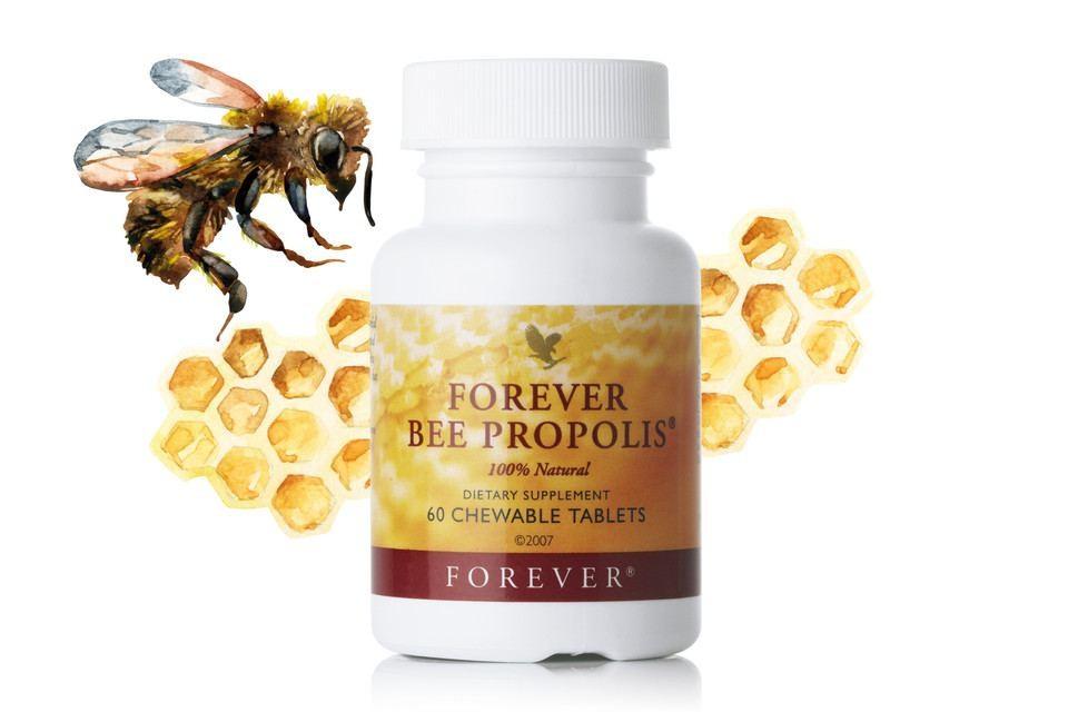 Bee Propolis® FOREVER 60 Kautabletten 43g