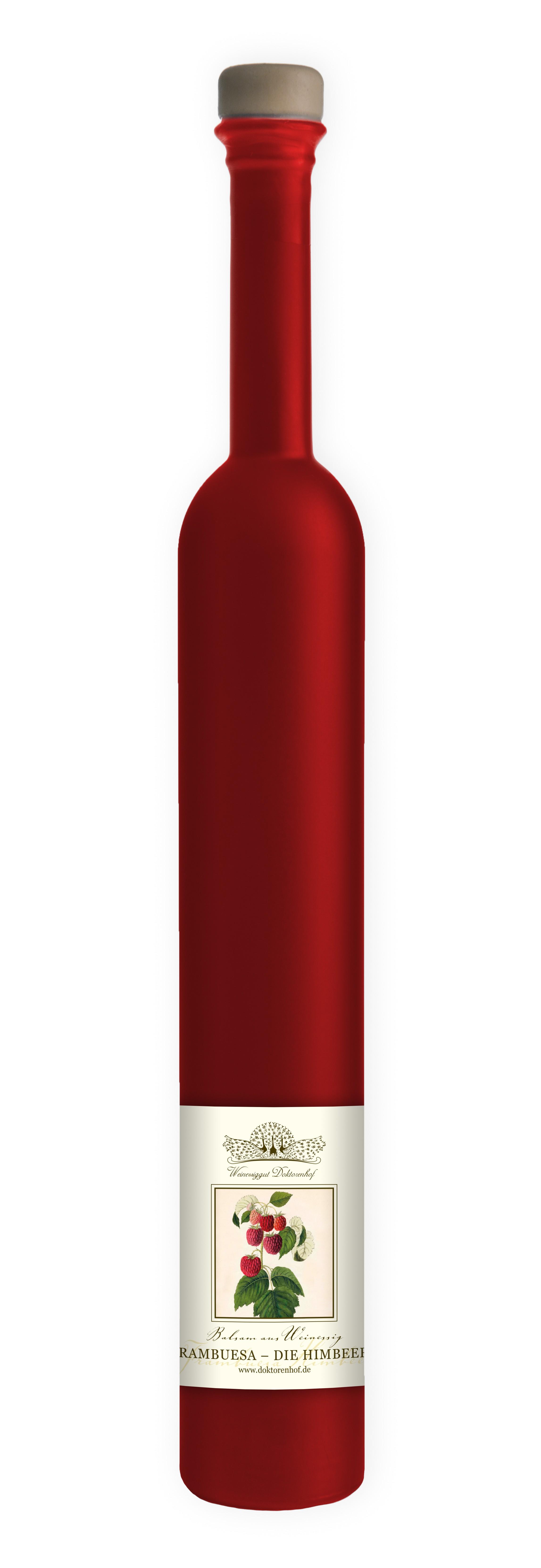 Frambuesa »Die Himbeere« 125 ml Pavoflasche