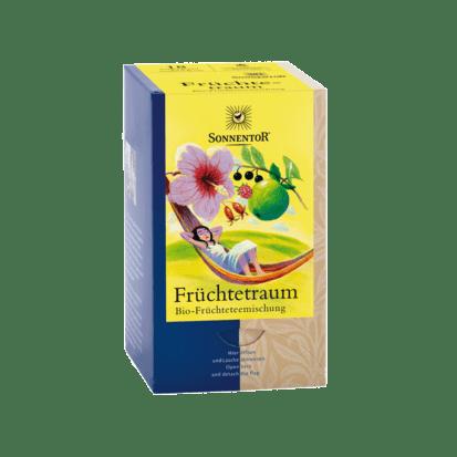 Früchtetraum Tee bio Früchteteemischung Sonnentor
