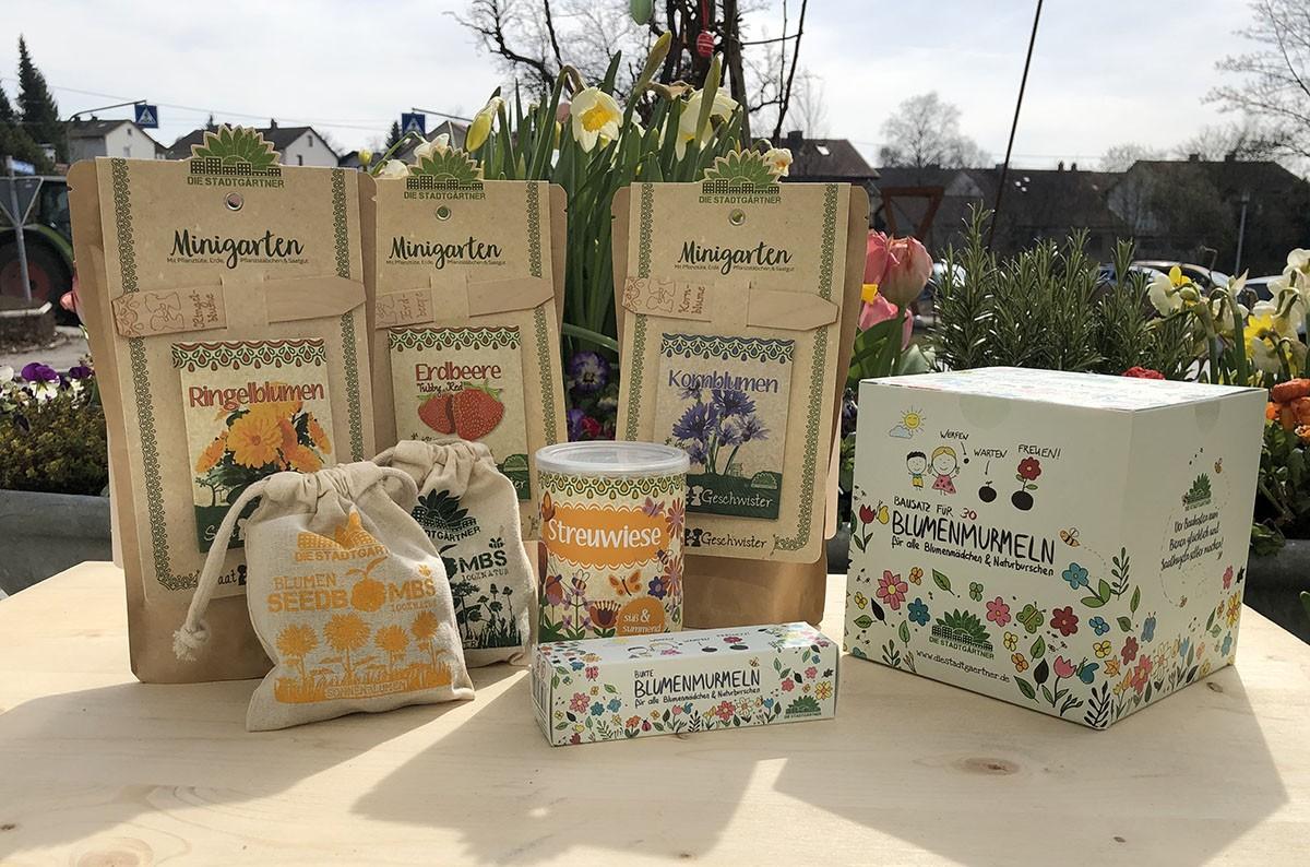Gartenbox von Lutzi (Geschenkbox)