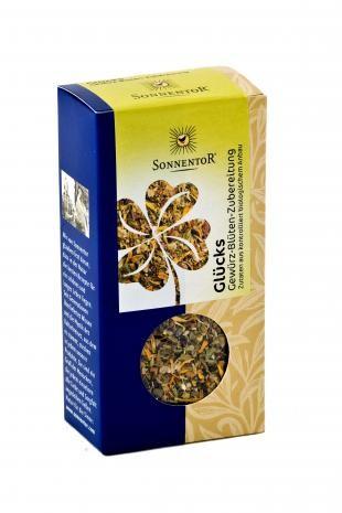 Glücks Gewürz-Blüten-Zubereitung bio, 35 g