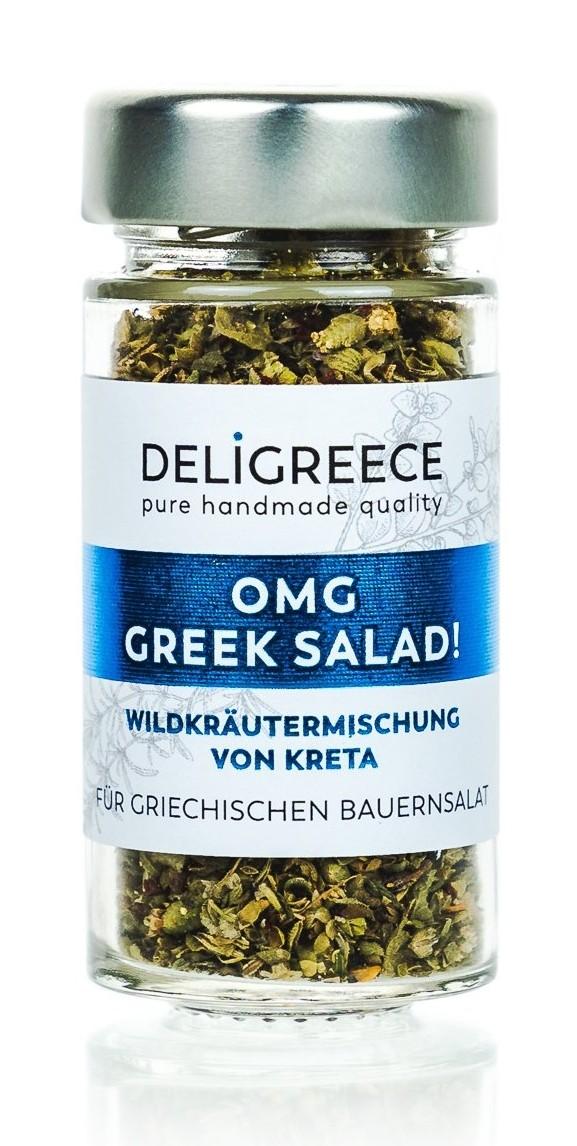 Salat OMG Wildkräutermischung 15g