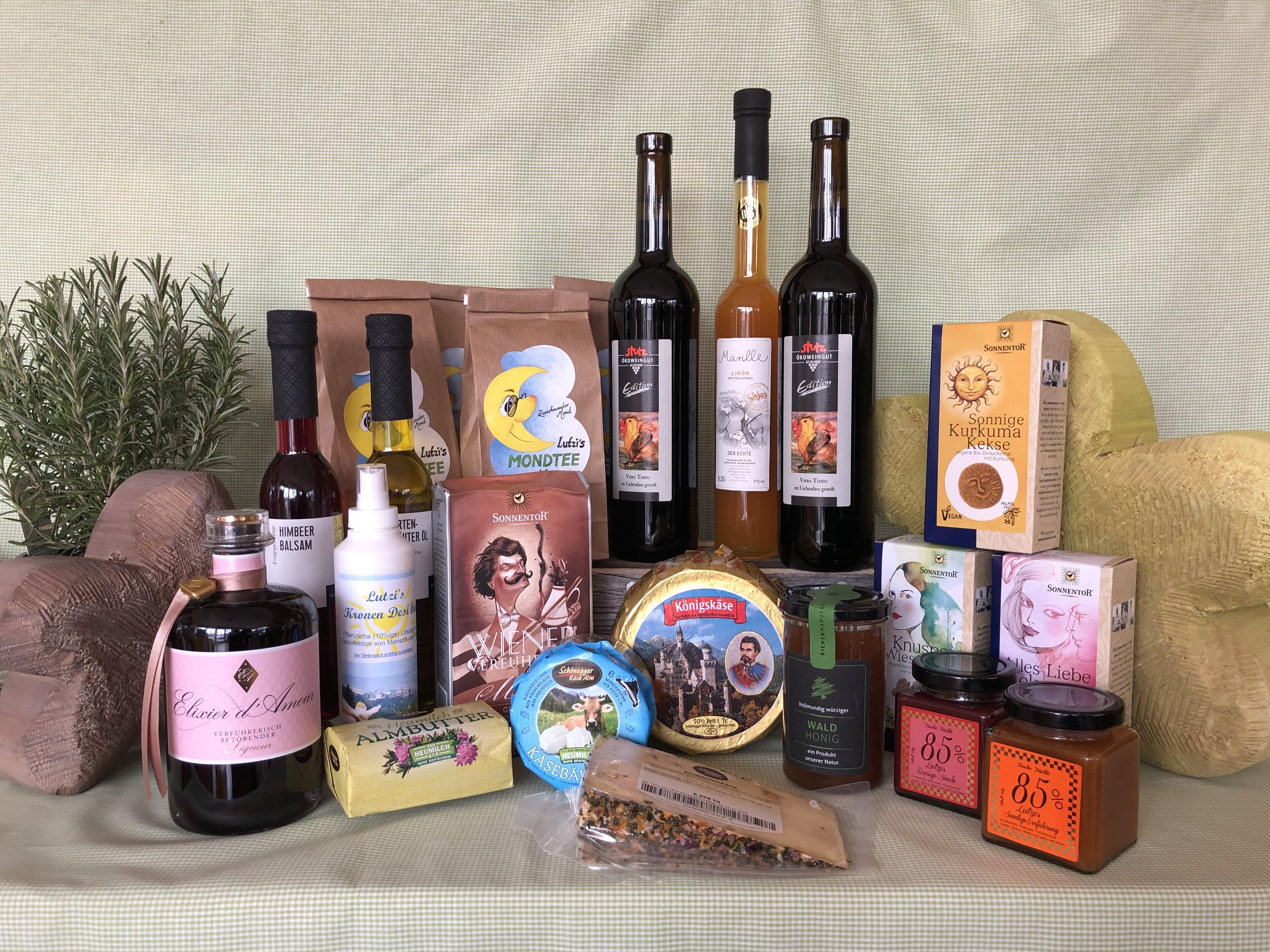 Kennenlernbox von Lutzi (Geschenkbox)