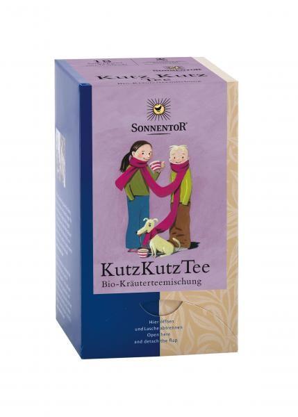 Kutz Kutz-Kräutertee 27g bio