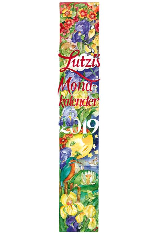 Lutzi's Mondkalender Lang 2019